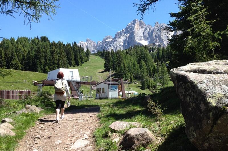 The Dolomites Enchant