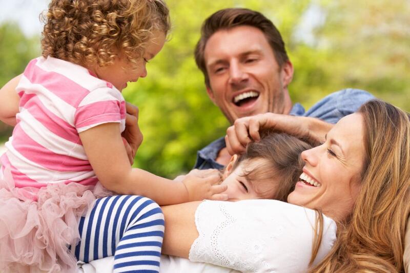 Families Cuddles