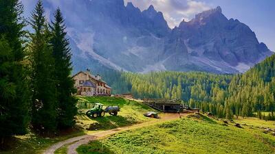 34 naturalistic tours in Trentino